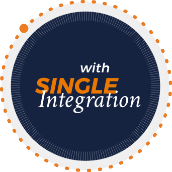 with Single Integration
